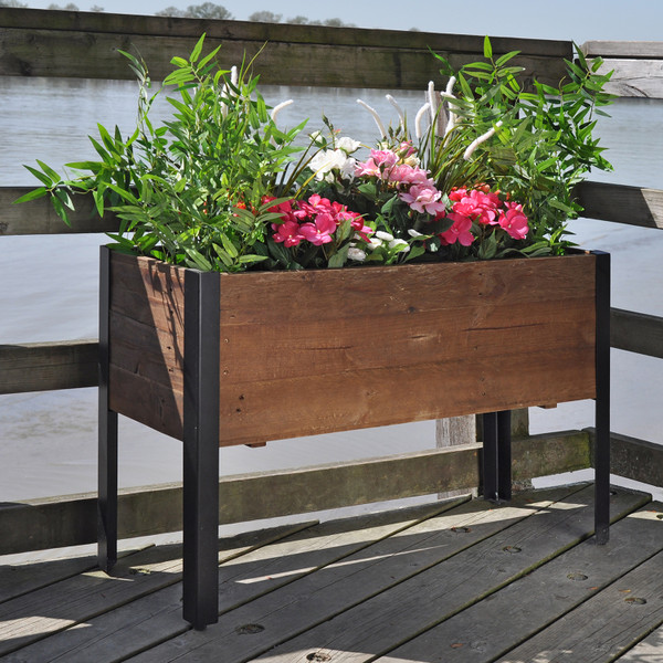 Urban Garden Raised Planter Box