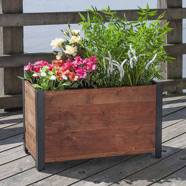 Urban Garden Planter Box