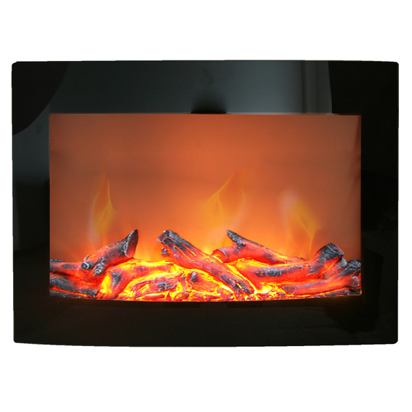Daniel electric fireplace