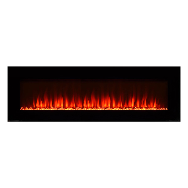 Premium 50 inch electric fireplace