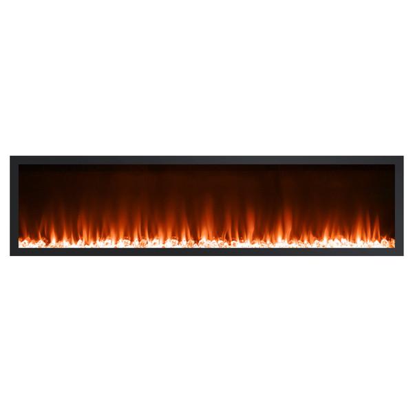 Kennedy 60 inch fireplace