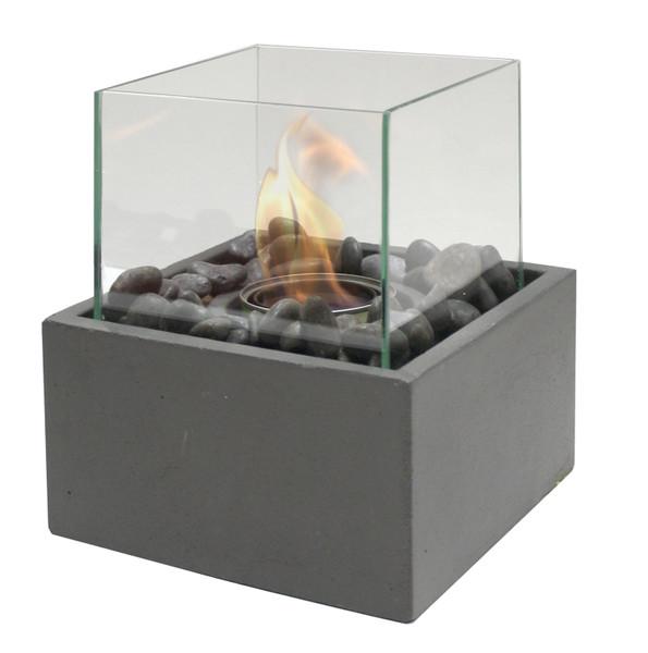 Square garden burner