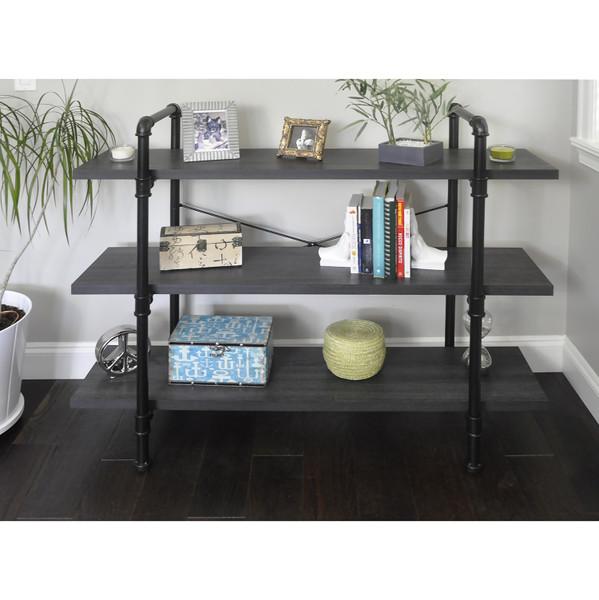 Pipefitter Three Tier Bookshelf