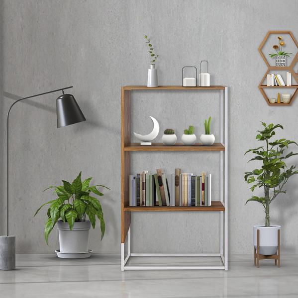 Milo Three Tier Bookshelf