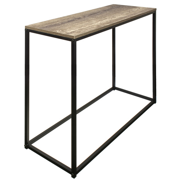 Industrial Look Hallway Table