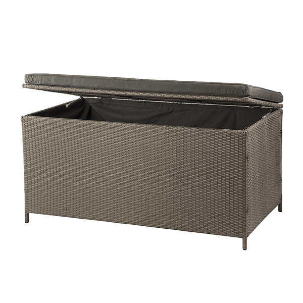 Wicker deckbox