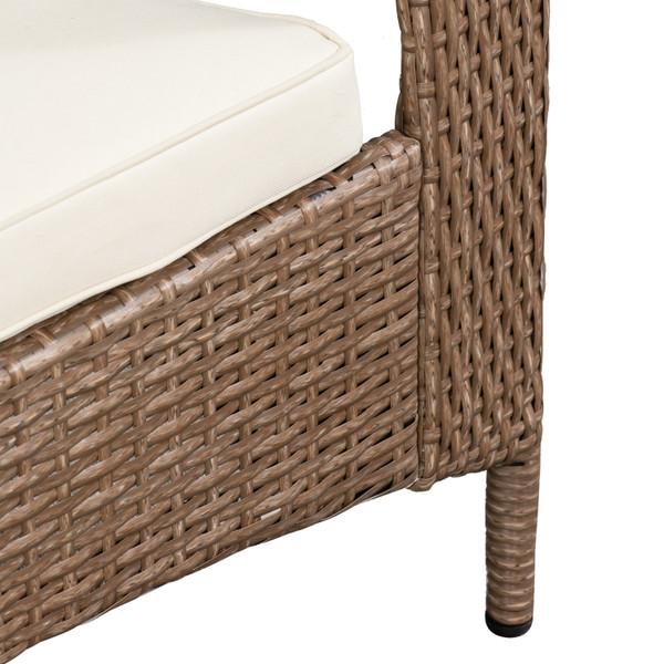 Light brown muskoka chair