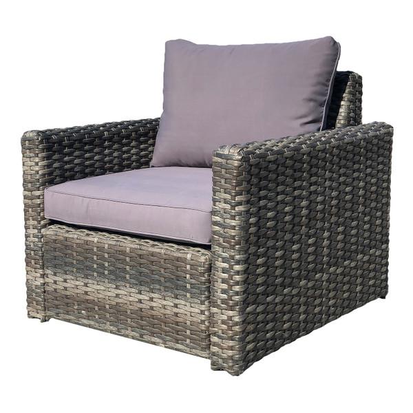 Whitney chair- grey