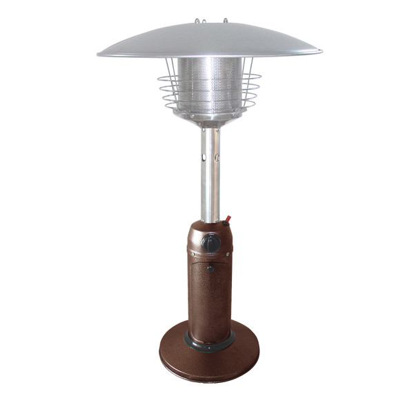 Mocha Table Top Propane Heater